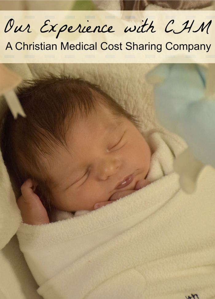 Our experience with CHM and maternity care coverage was fantastic!