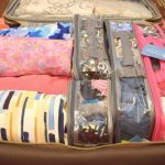 Packing an Organized Suitcase