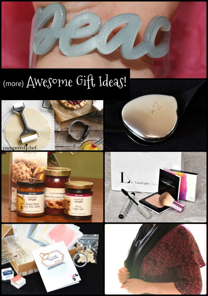 Awesome gift ideas for friends and family this year at Christmas