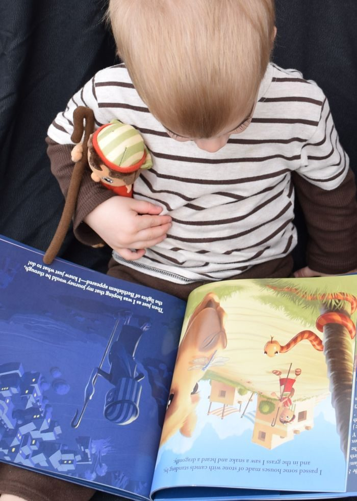 Simple Lessons for Toddlers at Christmas