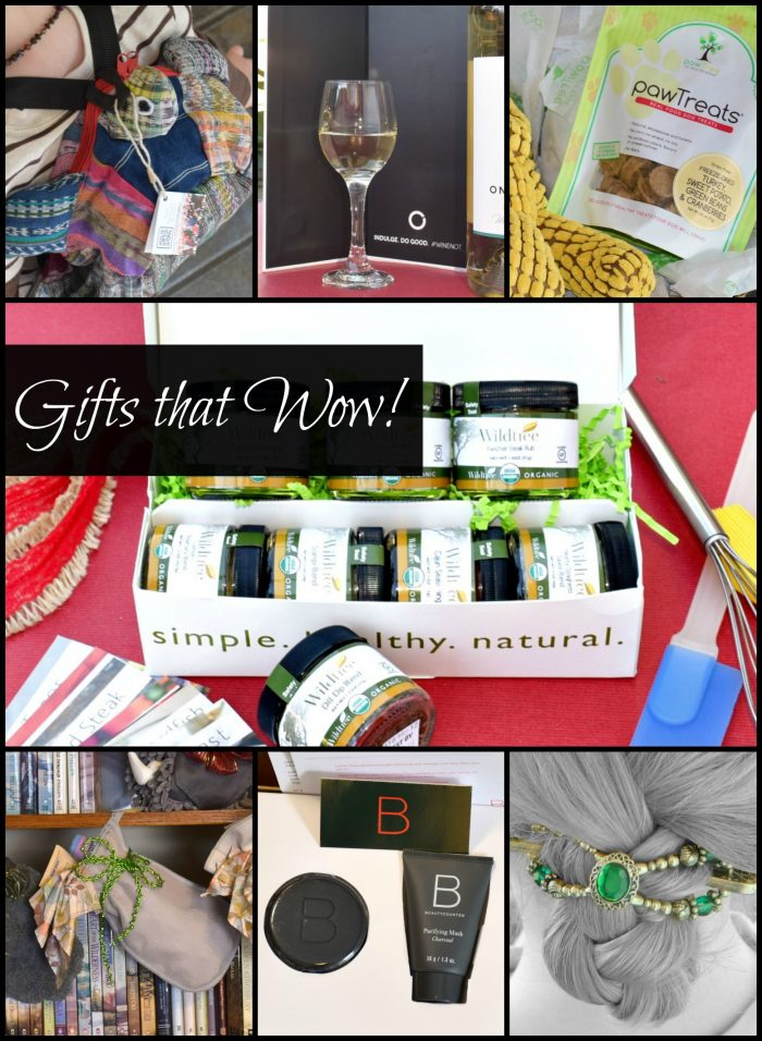 Find wow-worthy gifts shopping online
