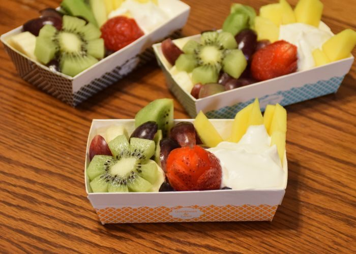 Yummy fruit for a movie night with the toddler. #YourTaxCash #ad