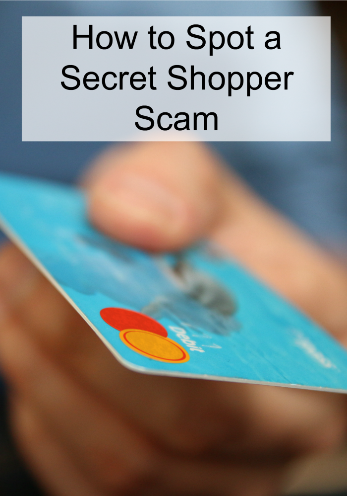 spotting a mystery shopper scam. While mystery shopping is a fun and legit way to earn a little extra cash, scammers use it as a way to trick you out of your hard earned money. Here's one such scam: Spotting a Mystery Shopper Scam