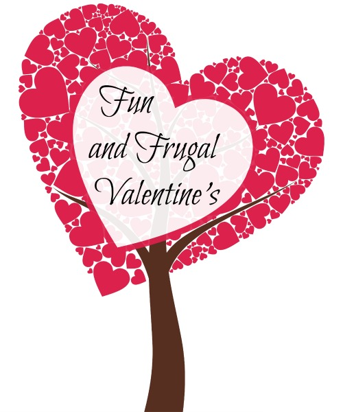 Make it a Fun and Frugal Valentines with these simple inexpensive gift ideas!