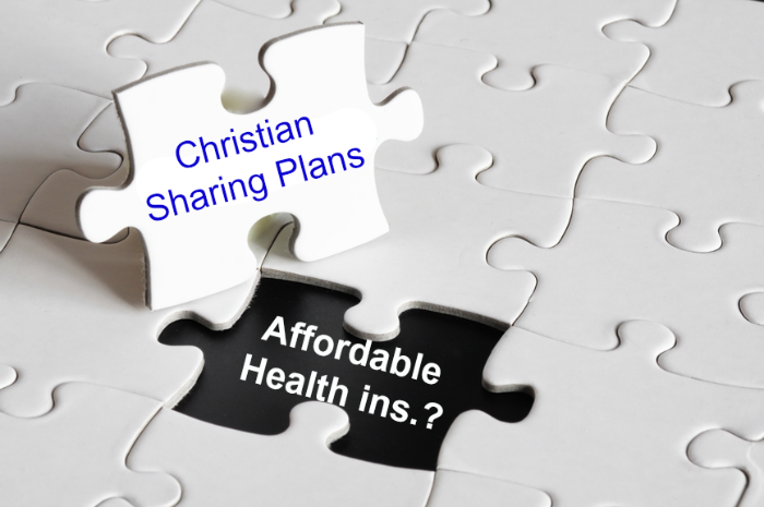 Comparing christian health insurances for the best plan. Are christian health sharing plans the missing piece to the affordable care act?