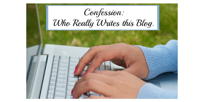 Blogger Confession~ The Truth Behind This Blog