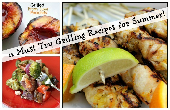 11 Grilling Recipes You Must Try This Summer