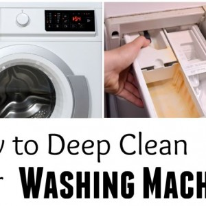 How to Get Rid of Washer Stink - Front Loader Mold