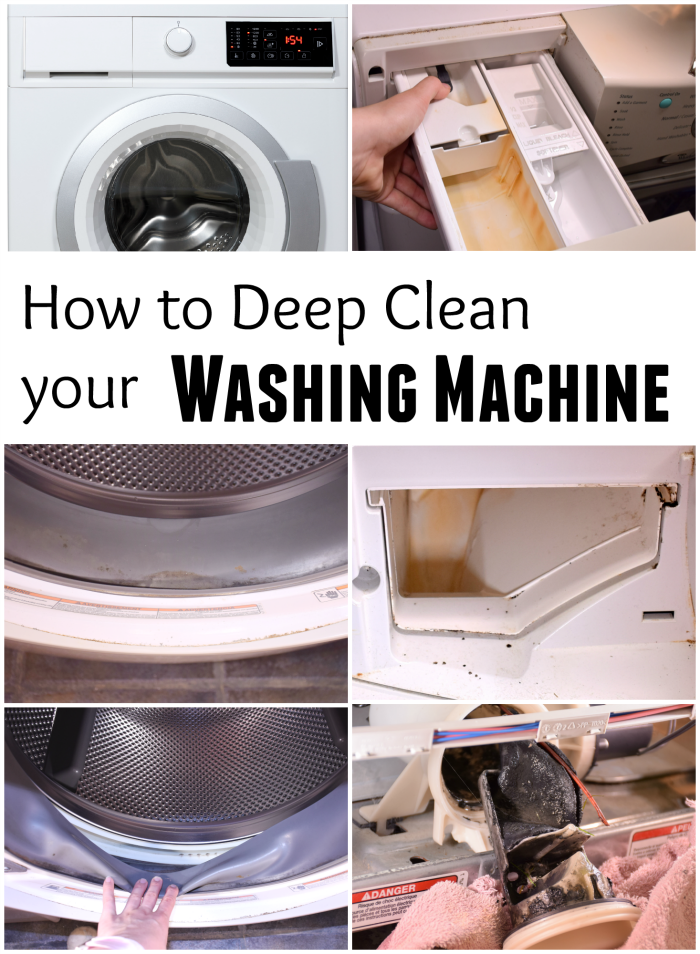 How To Get Rid Of Washer Stink A Front Loading Washing Machine Can Have Huge