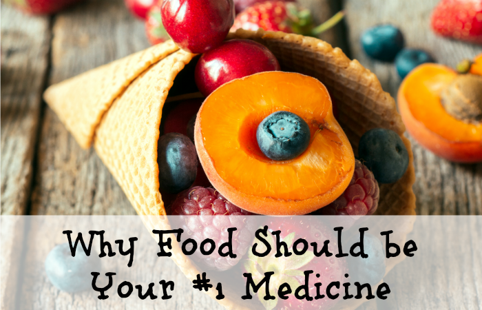 Food is Our Medicine – Eating for Health