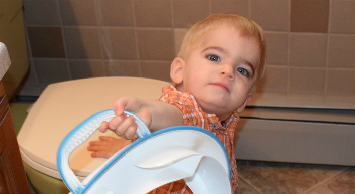 3 Day Potty Training and The Linkup