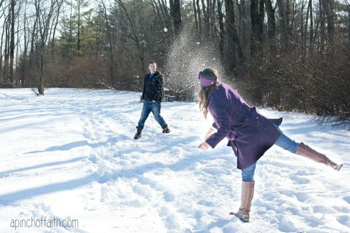 Snow Date Ideas – Keeping it Hot when the Weather is Cold!