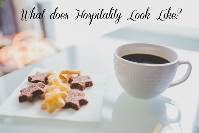 What does hospitality look like to you? Does it involve days of hard work or is it a more simple affair?