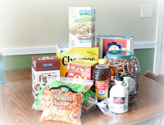 Monthly Shopping list for Sam's Club