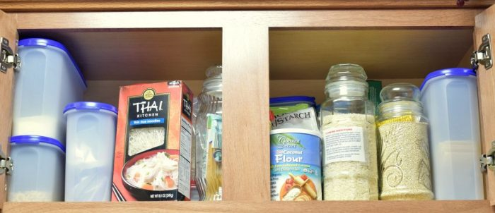 Shop my Pantry Challenge