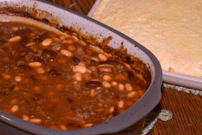 The Ultimate baked beans recipe!