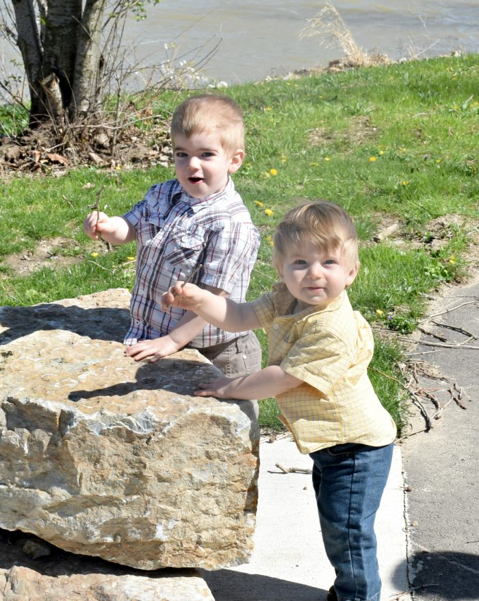 Fun Places to Visit with Toddlers in Miami County Ohio + Giveaway!